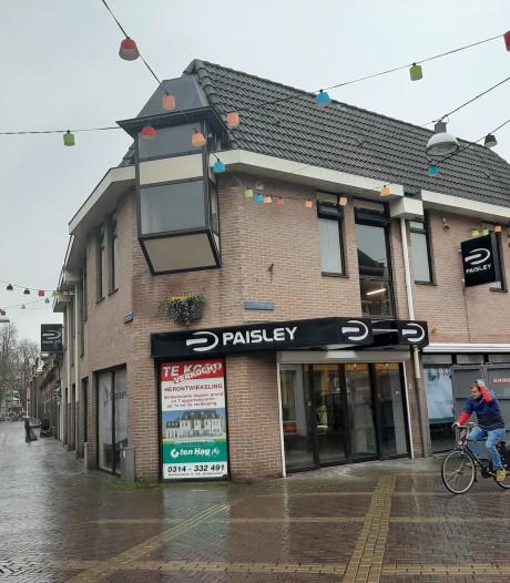 Bakwinkel Gaabs mét horeca naar stadscentrum Doetinchem