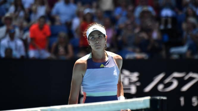 Halep in halve finale tegen Muguruza op Australian Open