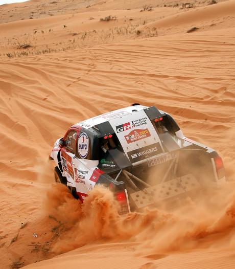 Nette zesde stek voor Ten Brinke in Dakar-rally