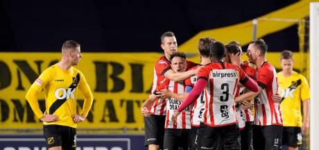 Samenvatting | Cambuur houdt huis in Breda: geplaagd NAC verliest KKD-kraker