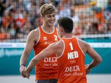 Boehlé en Van de Velde openen EK met zege voor thuispubliek