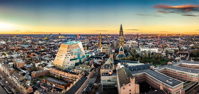 Forum Groningen.