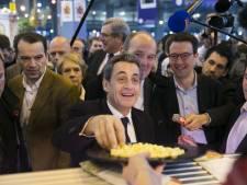 Nicolas Sarkozy détourne un slogan de Marine Le Pen