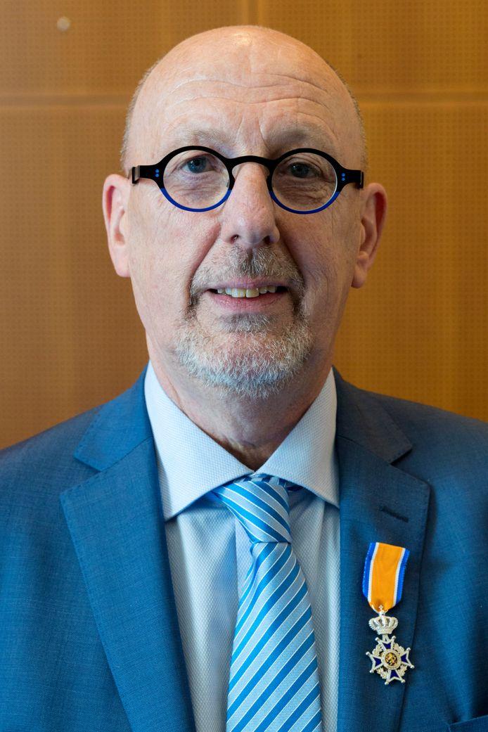 Theo van der Meijden.