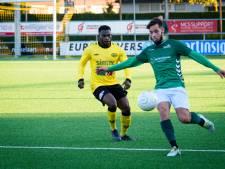Puntendeling bij HSC'21 - FC Lienden