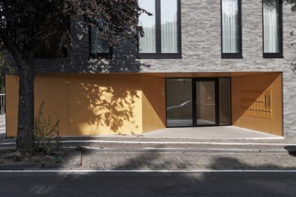 Sociale woningen Donkerstraat