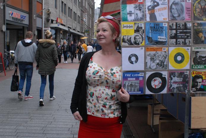 Gerda van den Broek.