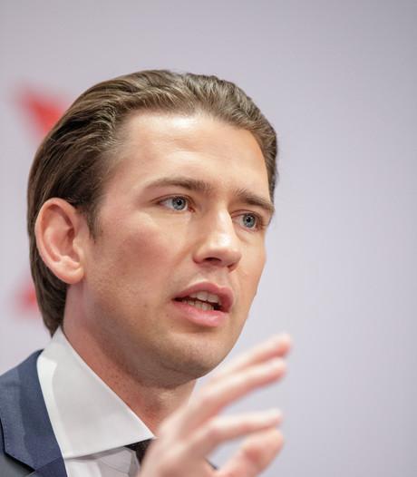 Sebastian Kurz (31) is 's werelds jongste premier