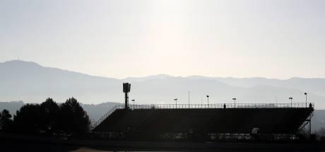 LIVE | Gasly spint van de baan, Hamilton rijdt snelste ronde