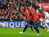 Sergio Ramos brengt Spanje met een Panenka de winst