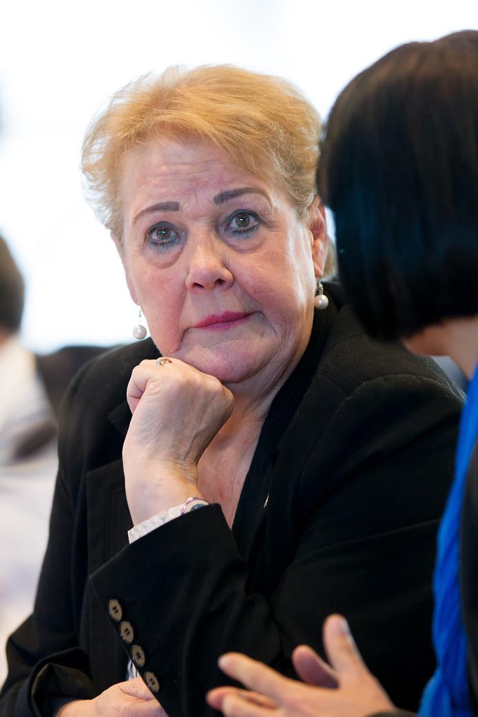 Raadslid Wil Verschuur (BA).
