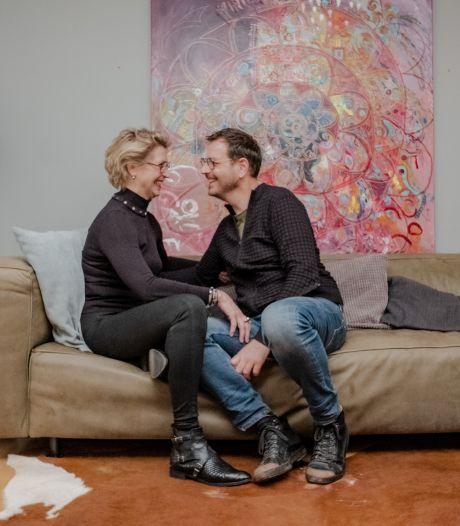 Ingeborgh en Marco waren elkaars eerste relatie en zijn 34 jaar later nog steeds samen: 'We horen gewoon bij elkaar'