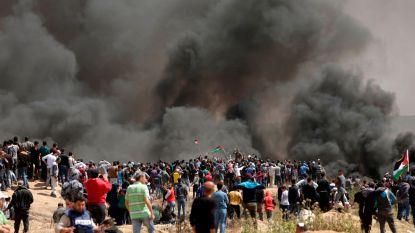 Militante Palestijnen reageren met raketaanvallen op Israëlisch geweld