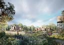 Het plan Zuiver van BPD en Sprangers Vastgoedontwikkeling voor Bosrijk in de wijk Meerhoven in Eindhoven.