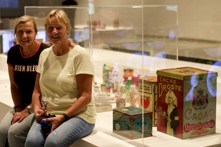Marianne en Hanneke Kamphuis. Beeld