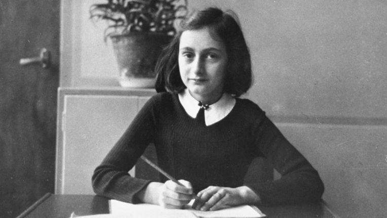 Anne Frank. © ANP Beeld