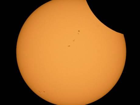 Liveblog: Amerika in de ban van totale zonsverduistering