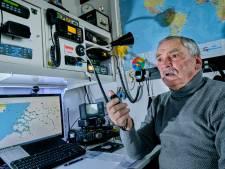Dordtenaar Bas den Braven (73) is al jaren voorbereid op een ramp