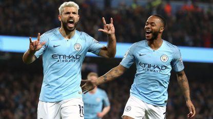 Agüero bezorgt City zuinige zege tegen West Ham, De Bruyne en Kompany spelen hele match