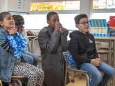 Kinderen groep 6/7 basisschool De Springplank naar finale én door het dolle na winnen ronde filmfestival