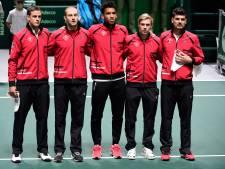 Le forfait du double canadien: nouvelle polémique en Coupe Davis