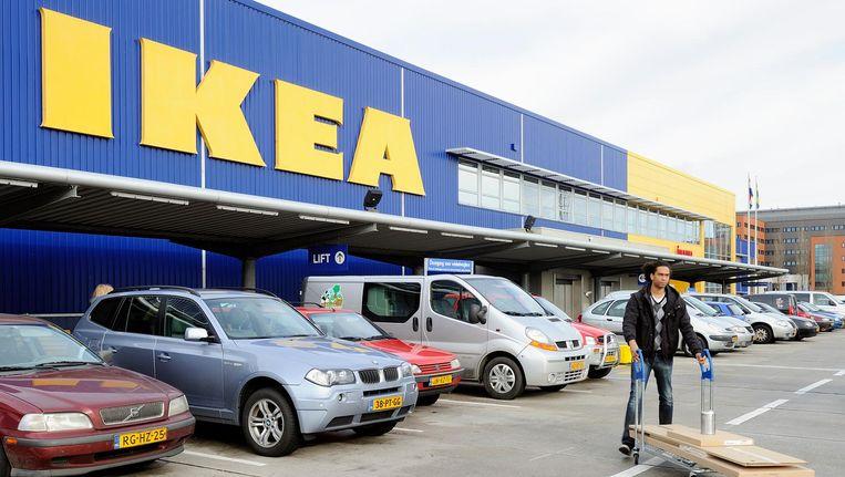 De Ikea in Zuidoost Beeld anp