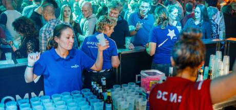 Afvalvrij naar concerten in Steenwijker Meenthe