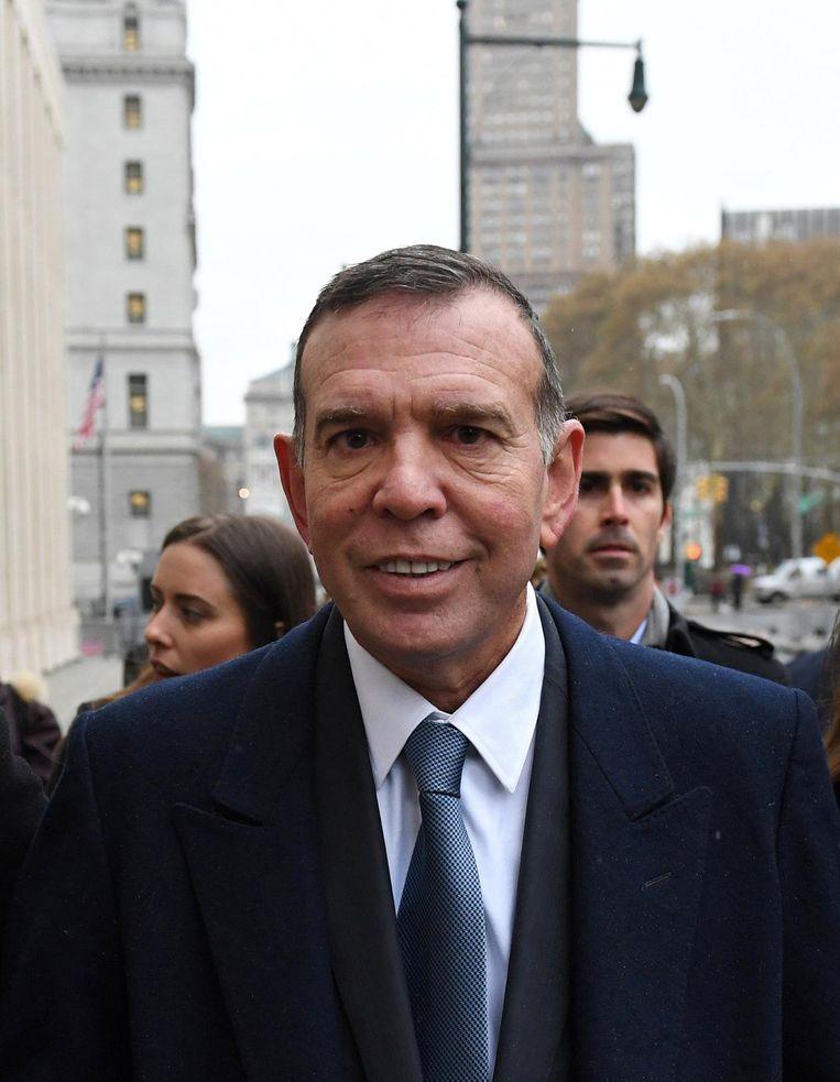 Juan Ángel Napout. Beeld Reuters