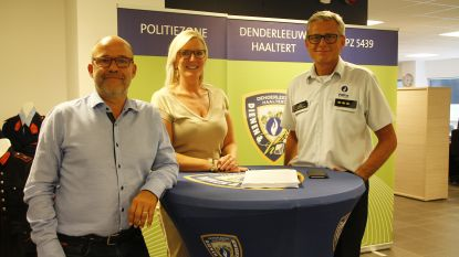 Criminaliteitscijfers sterk gedaald in Denderleeuw en Haaltert
