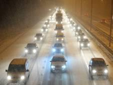 Het woord 'sneeuw' valt en heel Nederland springt in een andere stand
