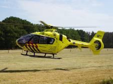 Mountainbiker ernstig gewond door aanrijding in Oosterhout