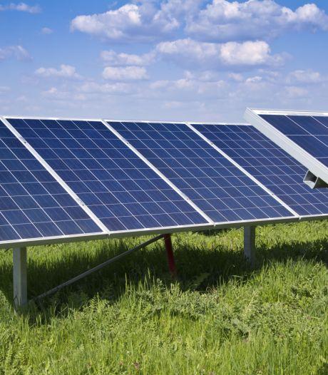 Zonnepark in Holten komt er niet: 'Voorkeur voor panelen op daken'