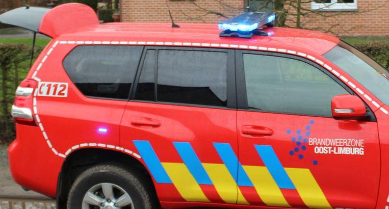 Archiefbeeld: brandweerzone Oost Limburg kwam ter plaatse