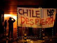 État d'urgence au Chili après de violentes manifestations