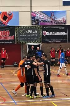 Futsal Apeldoorn geeft koploper draai om de oren