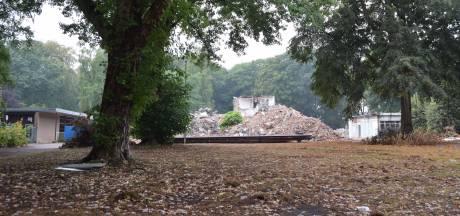 Sloop voormalig Kompaan en De Bocht in Goirle loopt maanden achter op schema