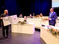 Nieuwe burgemeester Offinga wil Hardenberg versterken met HBO en Nedersaksenlijn