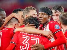 Gehavend PSV heeft na discutabele penalty geen kind meer aan ADO Den Haag