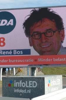 Digitale billboards weer ingezet voor verkiezingen