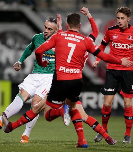 Dramatische slotfase voor Helmond Sport tegen FC Dordrecht: nederlaag en drie rode kaarten