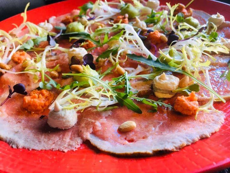 Onder meer restaurant Prinsessehof zorgt voor lekkere maaltijden wanneer je in quarantaine zit.