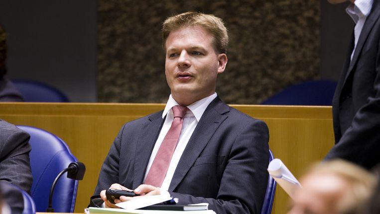 CDA-Tweede Kamerlid Omtzigt Beeld ANP