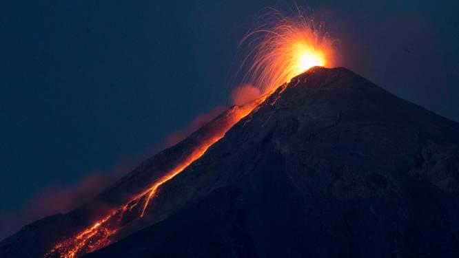 Guatemala bereidt zich voor op nieuwe uitbarsting van Volcán de Fuego