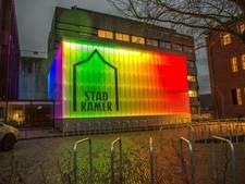 Stadkamer Zwolle verschiet van kleur