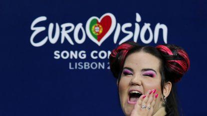Meer kijkers voor Songfestival: ruim 186 miljoen Europeanen zagen Israël winnen
