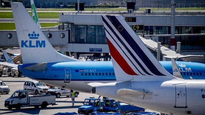 Test-Aankoop sleept Air France-KLM voor de rechter