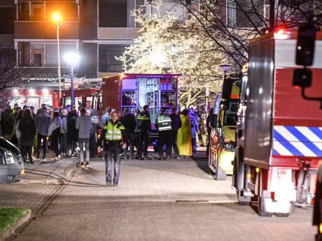 Tientallen bewoners ontruimd vanwege brand in Steenwijk