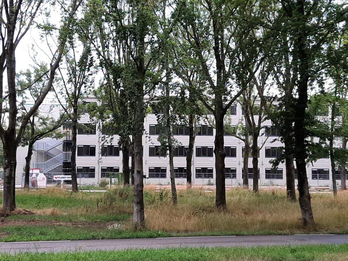 Studentencomplex in Wageningen