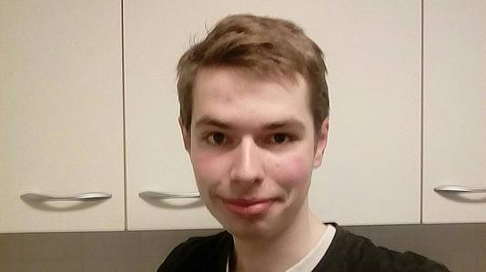 Tim Sekac, student logistiek
