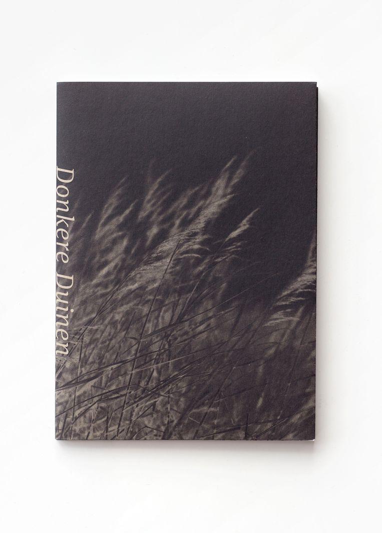 Werk van onbekende fotograaf uit het archief van Rein Jelle Terpstra, op diens boek Donkere Duinen.  Beeld Rein Jelle Terpstra / Willem van Zoetendaal